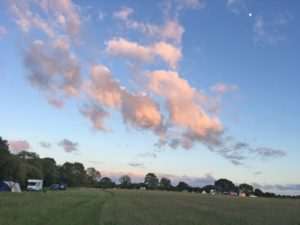 Kingsettle Campsite